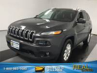 Used 2016 Jeep Cherokee For Sale at Burdick Nissan | VIN: 1C4PJMCS0GW282812