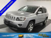 Used 2016 Jeep Compass For Sale at Burdick Nissan | VIN: 1C4NJDEB4GD768538