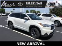 Used 2016 Toyota Highlander XLE V6 All Wheel Drive w/Factory Trailer Hitch, Ce SUV in Plover, WI
