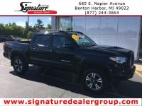 2018 Toyota Tacoma TRD Sport Truck Double Cab 4WD