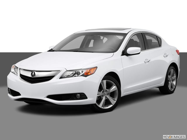 Photo Used 2014 Acura ILX For Sale at Duval Acura  VIN 19VDE1F7XEE002049