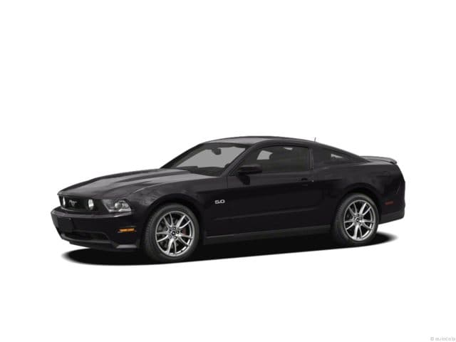 Photo Pre-Owned 2012 Ford Mustang 2DR CPE GT in Arlington Heights, IL, Near Elgin