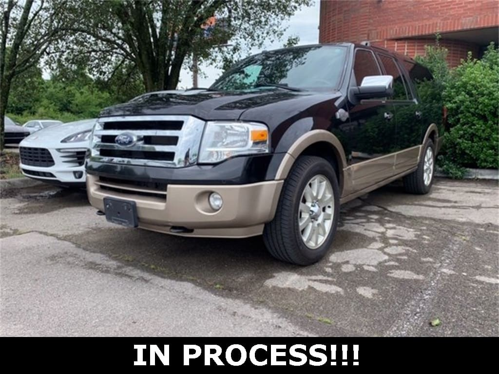 Photo 2013 Ford Expedition EL King Ranch