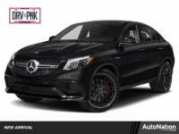 2018 Mercedes-Benz AMG GLE 63 4MATIC