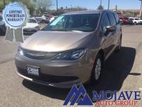 Used 2017 Chrysler Pacifica TOURING Van for sale in Barstow CA