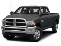 2015 Ram 3500 Tradesman Truck Crew Cab in Knoxville