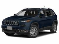 Certified Pre-Owned 2015 Jeep Cherokee Latitude 4x4 SUV For Sale Toledo, OH