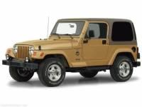 2000 Jeep Wrangler Sahara SUV For Sale in Bakersfield