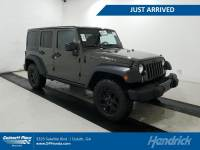 2015 Jeep Wrangler Unlimited 4WD 4dr Willys Wheeler Convertible in Franklin, TN