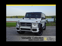 2016 Mercedes-Benz G-Class G 63 AMG 4MATIC Technology Designo Package