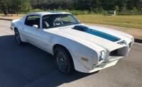 1972 Pontiac Firebird -Trans Am 4 Speed 455