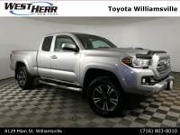 2016 Toyota Tacoma TRD Sport Truck Access Cab
