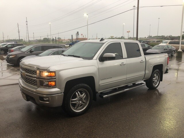 Photo Used 2015 Chevrolet Silverado 1500 LT For Sale in Monroe OH