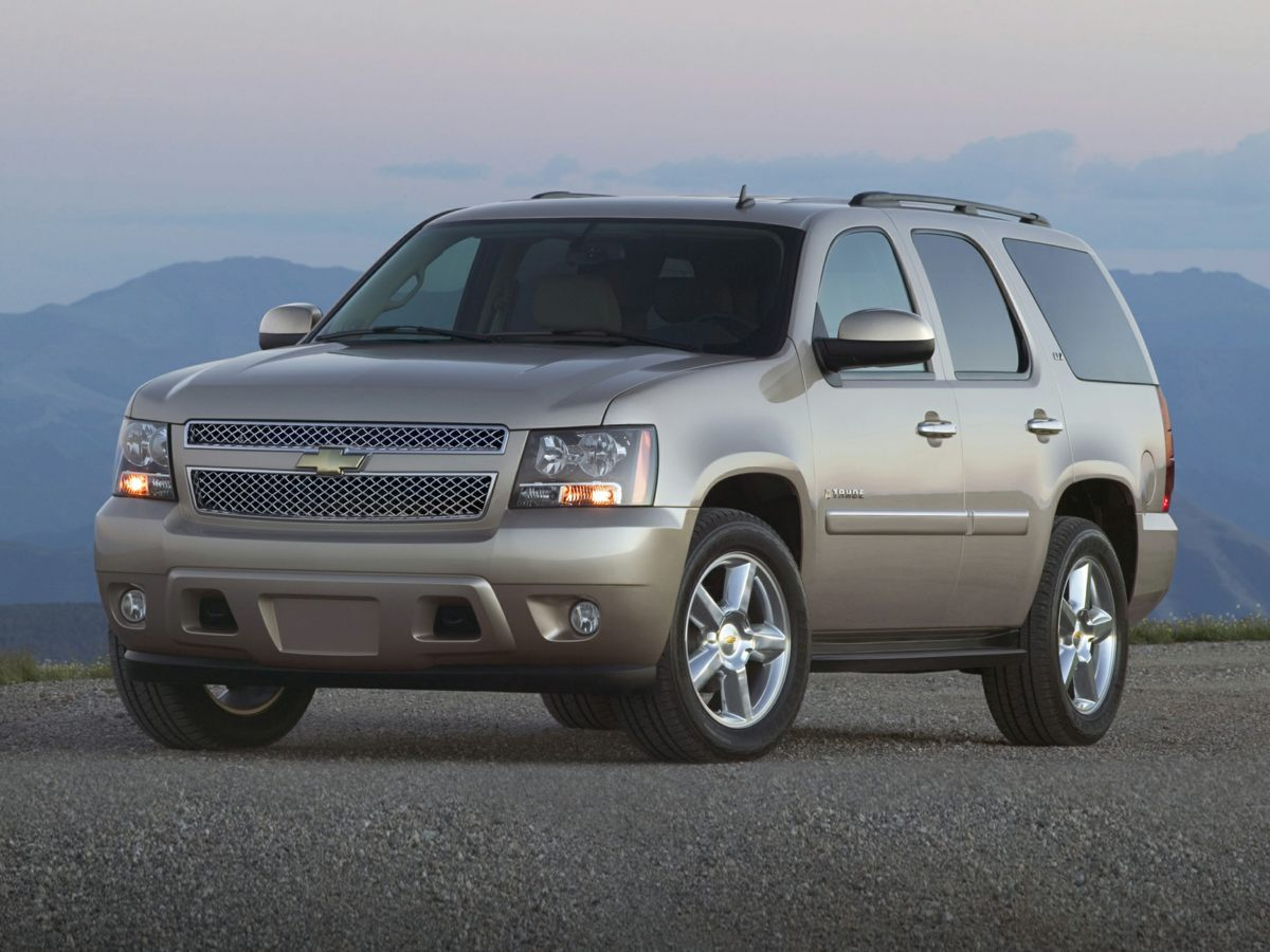 Photo Used 2009 Chevrolet Tahoe LTZ in Jackson,TN