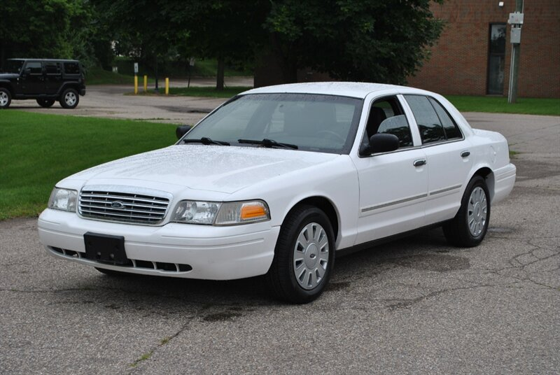 Photo 2011 Ford Crown Victoria Police Interceptor for sale in Flushing MI
