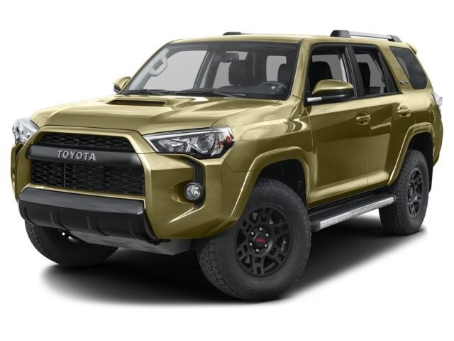 Photo Used 2016 Toyota 4Runner 4WD 4dr V6 TRD Pro Sport Utility in Grants Pass