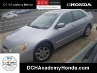 2003 Honda Accord Sedan EX