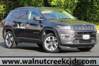 Certified Used 2018 Jeep Compass Limited Sport Utility 4D SUV in Walnut Creek