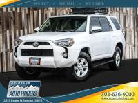 2017 Toyota 4Runner TRD Off Road Premium 4WD (Natl)