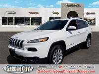 Certified Used 2016 Jeep Cherokee Limited For Sale | Hempstead, Long Island, NY