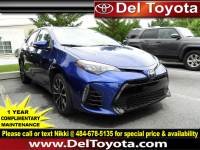 Certified Pre-Owned 2018 Toyota Corolla For Sale in Thorndale, PA | Near Malvern, Coatesville, West Chester & Downingtown, PA | VIN:2T1BURHE6JC049292