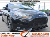 2014 Ford Focus 4dr Sdn ST