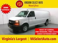 Used 2019 Chevrolet Express 2500 Cargo Van Cargo Van for sale in Amherst, VA
