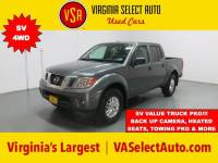 Used 2016 Nissan Frontier SV 4X4 Truck for sale in Amherst, VA