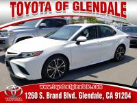 Used 2018 Toyota Camry, Glendale, CA, Toyota of Glendale Serving Los Angeles