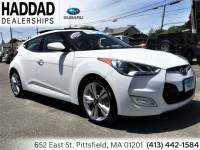 Certified Used 2017 Hyundai Veloster in Pittsfield MA