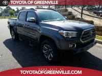 Pre-Owned 2016 Toyota Tacoma Limited V6 Truck Double Cab in Greenville SC