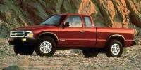 Pre-Owned 1997 Chevrolet S-10 2WD Extended Cab Fleetside Short Box LS