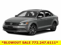 Pre-Owned 2015 Volkswagen Jetta Sedan 4dr Auto 2.0L S Sedan