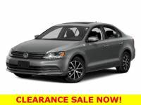 Pre-Owned 2015 Volkswagen Jetta Sedan 4dr Auto 1.8T SE Sedan