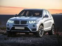 2016 BMW X3 Xdrive35i SUV