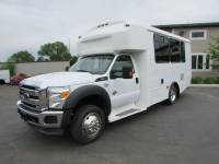 Used 2012 Ford F-550 16 Passenger Bus