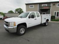 Used 2008 Chevrolet 3500HD 4x4 Utility Service Truck