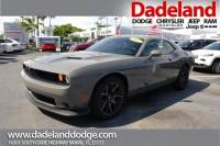 Certified Used 2017 Dodge Challenger R/T Plus Coupe in Miami