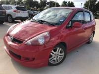 Used 2008 Honda Fit Sport For Sale Grapevine, TX