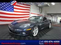 2013 Chevrolet Corvette 2dr Cpe w/1LT