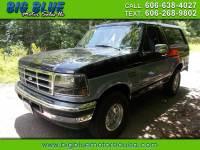 1995 Ford Bronco XL