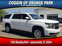 Pre-Owned 2019 Chevrolet Suburban LT SUV in Jacksonville FL