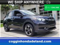 Certified 2018 Honda HR-V EX-L w/Navigation AWD SUV in Jacksonville FL