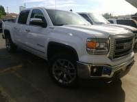 2014 GMC Sierra 1500 SLT Crew Cab Long Bed 4x4 w/ Navigation