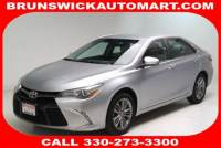 Certified Used 2016 Toyota Camry SE in Brunswick, OH, near Cleveland