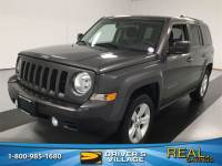 Used 2016 Jeep Patriot For Sale at Burdick Nissan | VIN: 1C4NJRFB8GD692365