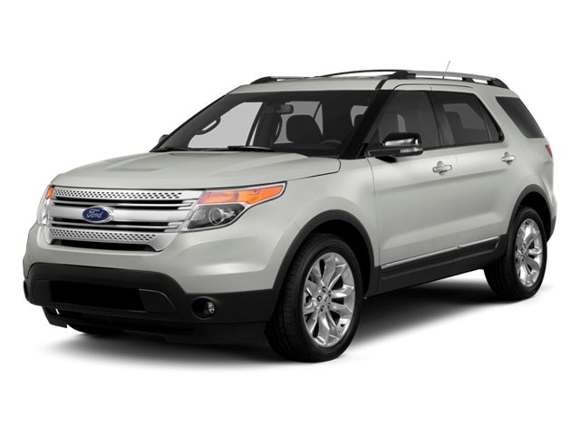 Photo 2014 Ford Explorer - Ford dealer in Amarillo TX  Used Ford dealership serving Dumas Lubbock Plainview Pampa TX