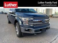 2018 Ford F-150 Lariat 4WD Supercrew 5.5 Box Truck SuperCrew Cab 6