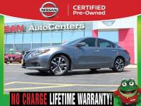 Certified Used 2016 Nissan Altima 2.5 SR - CERTIFIED PRE OWNED For Sale