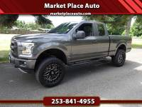 2016 Ford F-150 XL/Sport Appearance SuperCab 4WD